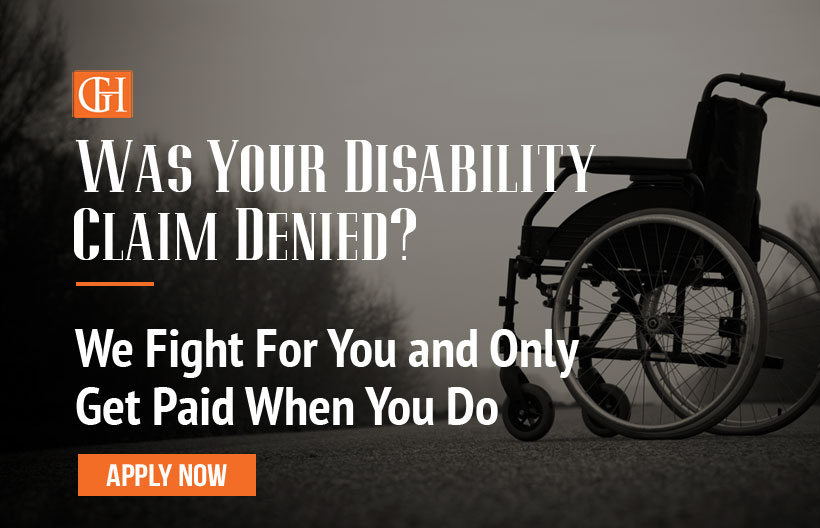 Types of Disabilities - Canadian Disability Benefits